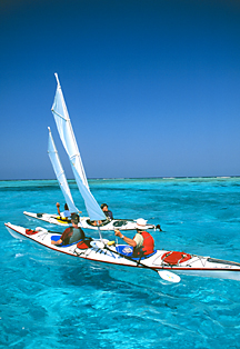 Belize Kayak Trips Itinerary 149