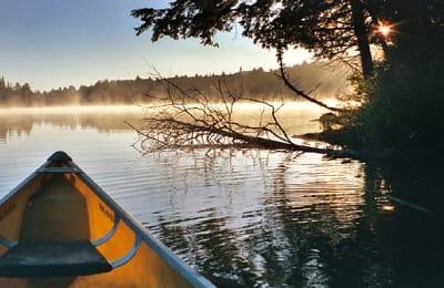 Algonquin Park Canoe Trips 2