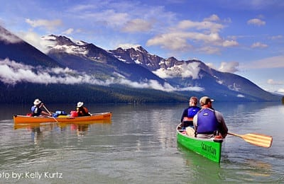 Bowron Canoe Trips 4