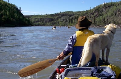 Pelly River Canoe Trip 14