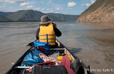 Pelly River Canoe Trip 17