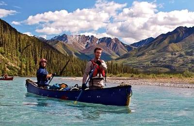 Yukon River Canoe Trips 8