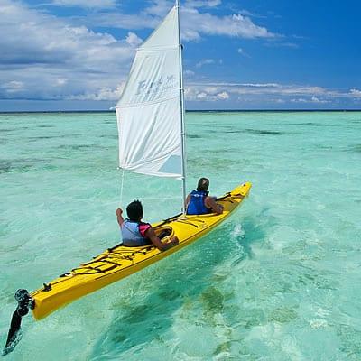 Glovers Kayak 5