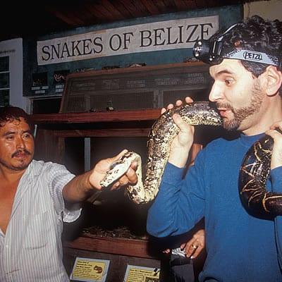 Snake Boy Belize