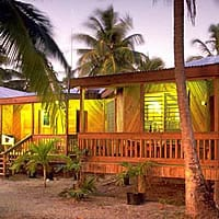lodge at Southwest Caye